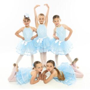 Kids Dance Class - Pre Ballet